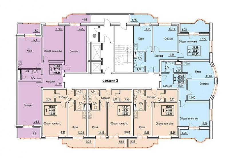 Продажа недвижимости в ЖК Резиденция от застройщика ...