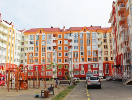ЖК Европа Сити в Краснодаре от застройщика